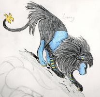 Luxray by Killslay-steelclaw