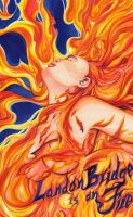 My Fire Lady by IpernovaOfMine