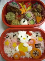 Bento anyone? 1 by OniUsagi02