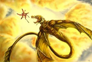 Faerie Hating by razwit