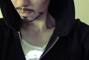 Cosplay Preview - Tony Stark by Marie-C-Stark