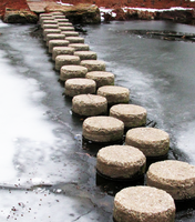 Stepping Stones by Captn-Shamrock