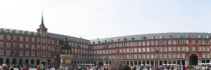 Plaza Mayor Madrid by raspete