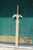 Master Sword Replica by cwinget
