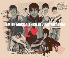 I love Zac by smile-magdalenka