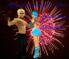 New Years on IMVU by ObliviousMind