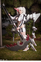White Rock shooter. by Squeemi