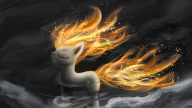 Embrace the flame by Sycreon
