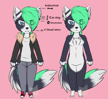 Aleks Ref by ZeFrenchinator