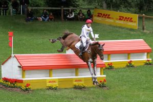 3DE Cross Country Water Obstacle Series XIII/2 by LuDa-Stock