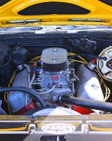 468 Chevy Motor by StallionDesigns