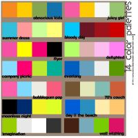 14 Color Palettes by sailorssweetheart