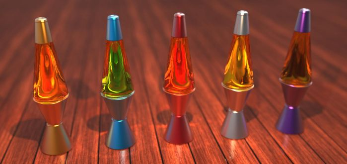 Laval Lamp(s) by 3DSauces