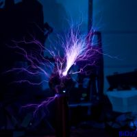 Tesla Coil 001 by BiOzZ