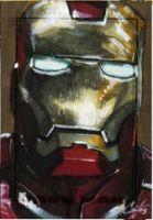 Iron Man The Movie by gattadonna
