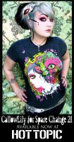 Headcase Shirt Hot Topic Promo by CallowLily
