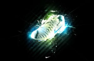 Life's comfort - Nike shoes by w1zzy