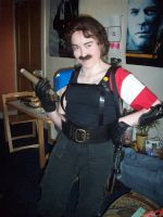 Comedian Cosplay by Caranth