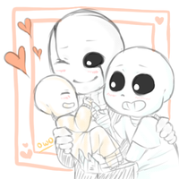 ~.Baby Papy.~ by owoSesameowo
