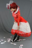 The Red Queen of Hearts 15 by MajesticStock