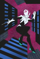 Spider-Gwen by Tim Rees by edCOM02