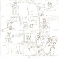 T.I.T. Blizzards and Dragons Page 6 by BlackMagicProduction
