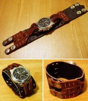 Steampunk watches V3 by yukosteel