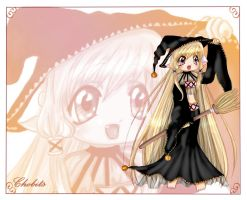 -Witch Chii- by dadoundy