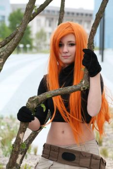 Kim Possible Cosplay by Helimatra