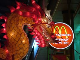 McDragon by calger459
