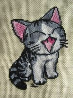 Chi Cross Stitch by Santian69