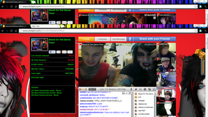 Stickam! by AlysonRose
