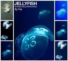 Jellyfish iPhone Wallpapers by Ranx-88