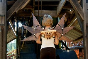 Steampunk Icarus Wings MK2 2 by steampunk22