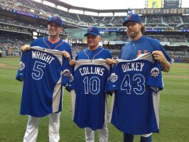 Mets All-Stars 2012 by 516tigergirl