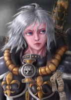 Sister of battle by Theocrata