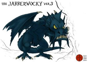 Jabberwocky by arranisagain