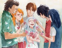 Anohana: The Flower We Saw That Day by thoughtshower