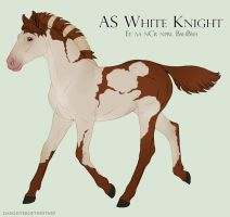 8757 AS White Knight by Argentievetri