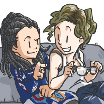 Orphan Black - cophine 6 by T-R-n