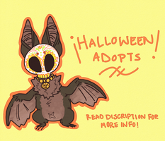 Halloween Adopts? by quartine