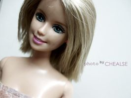 My first Barbie by chealse