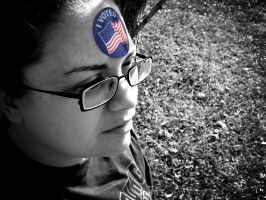 I Voted. by drgirlfriend