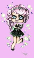 Pink Child by CUTE-ChibiMONSTERZ