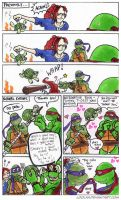 TMNT: So what happened to Spike? by loolaa