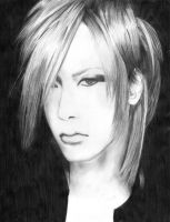 Uruha from the GazettE by iyka
