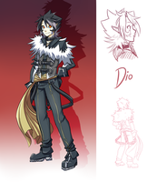 Dio Reference 2012 by Jubblier