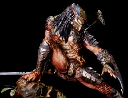 The Predator by sivousplay