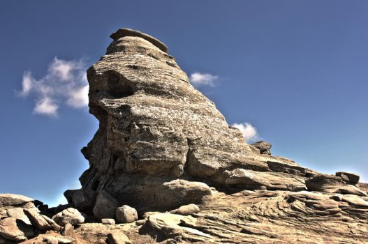 Sphinx HDR by tzunoi