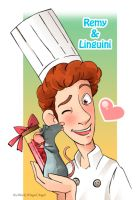 Thank you Linguini by airytsu